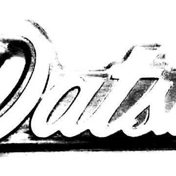 Datsun Badge 1970s by DatsunStyle