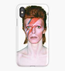 David Bowie - Aladdin Sane iPhone Case/Skin