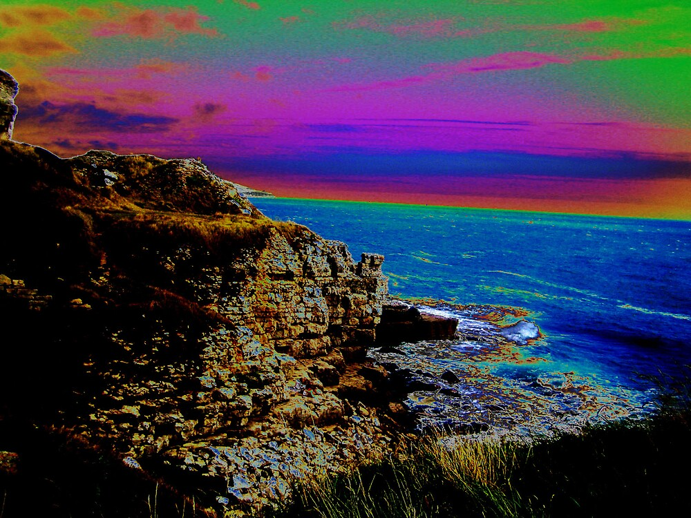 by the sea by hannahedwina