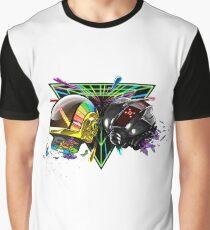 Daft Punk  Graphic T-Shirt