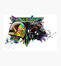 Daft Punk  Photographic Print