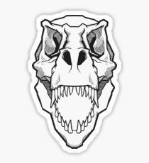 Pegatina Tee-Rex