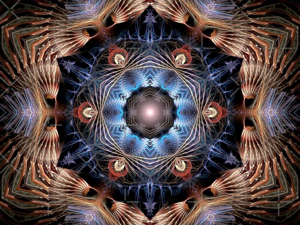 centuria - geometry mandala by webgrrl