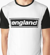 England - OASIS Spoof Graphic T-Shirt