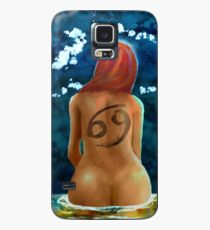 Horoscope: Cancer Case/Skin for Samsung Galaxy
