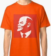 Portrait of Lenin Classic T-Shirt