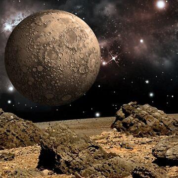 Alien Planet  by DV-LTD