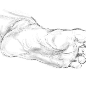 Foot by Susanabruzos06