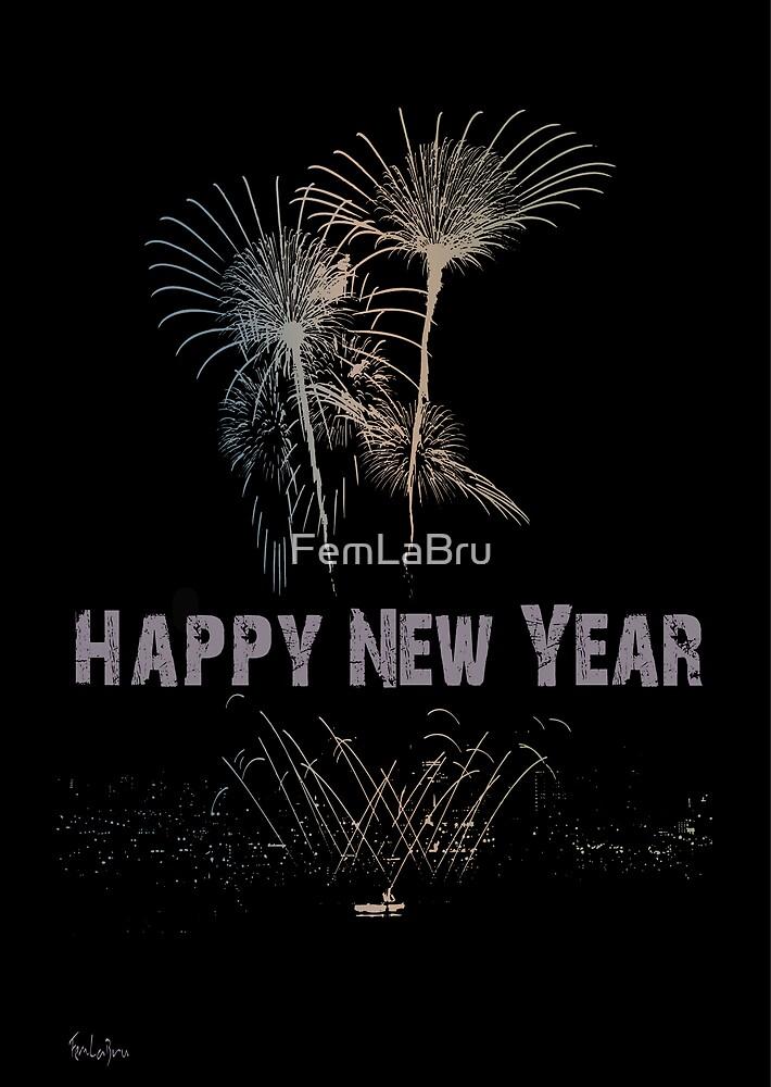 Happy New Year by FemLaBru