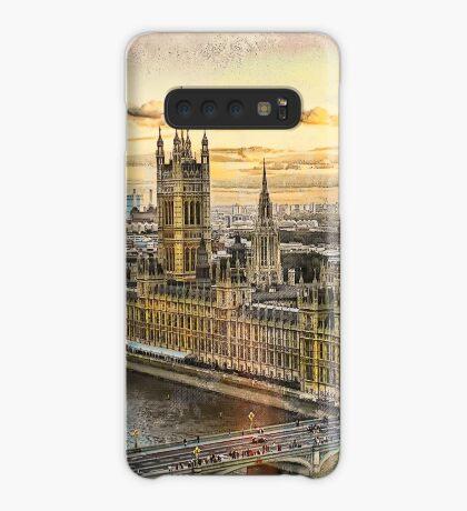London city art 3 #london #city Case/Skin for Samsung Galaxy