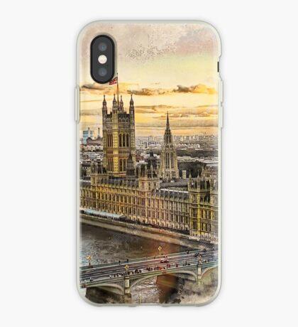 London city art 3 #london #city iPhone Case