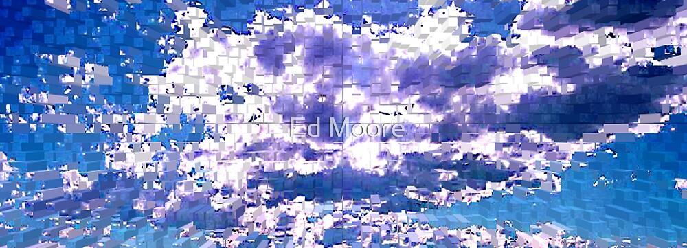Big Sky Montana by Ed Moore