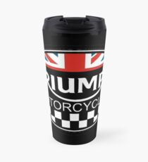 triumph - I love when clothes make cultural statements and I think personal style is really cool. Travel Mug