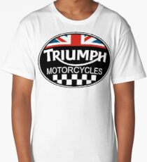 triumph - I love when clothes make cultural statements and I think personal style is really cool. Long T-Shirt