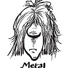 Haircut - Metal Nest by Paulcartoons