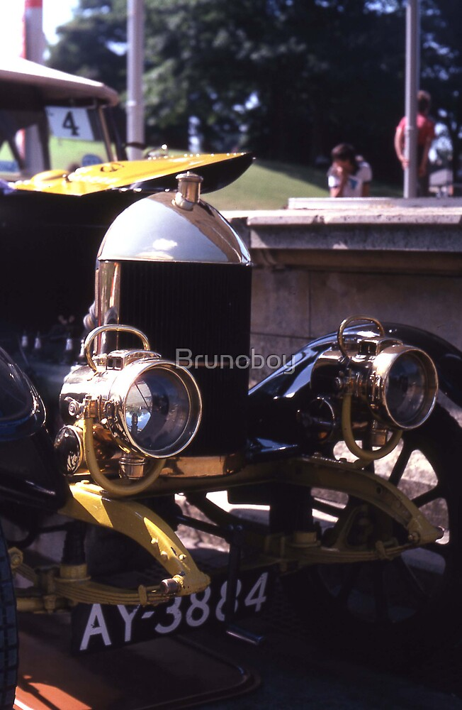 The Front End by Brunoboy