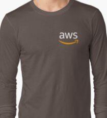 AWS logo white edition T-Shirt
