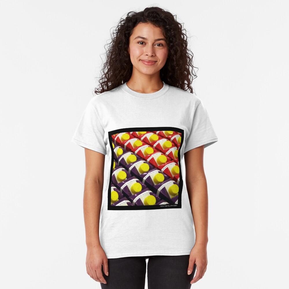 Yellow Caps Classic T-Shirt