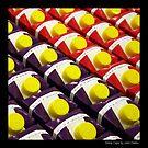 Yellow Caps by John Dalkin