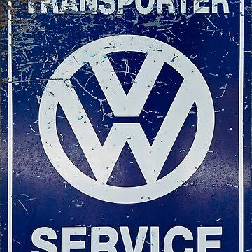 VW Garage service by benbdprod