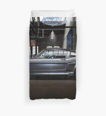 mustang, muscle car Duvet Cover