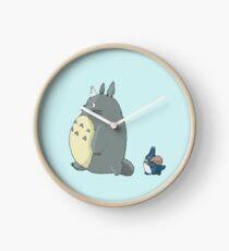 My Neighbour Totoro Clock