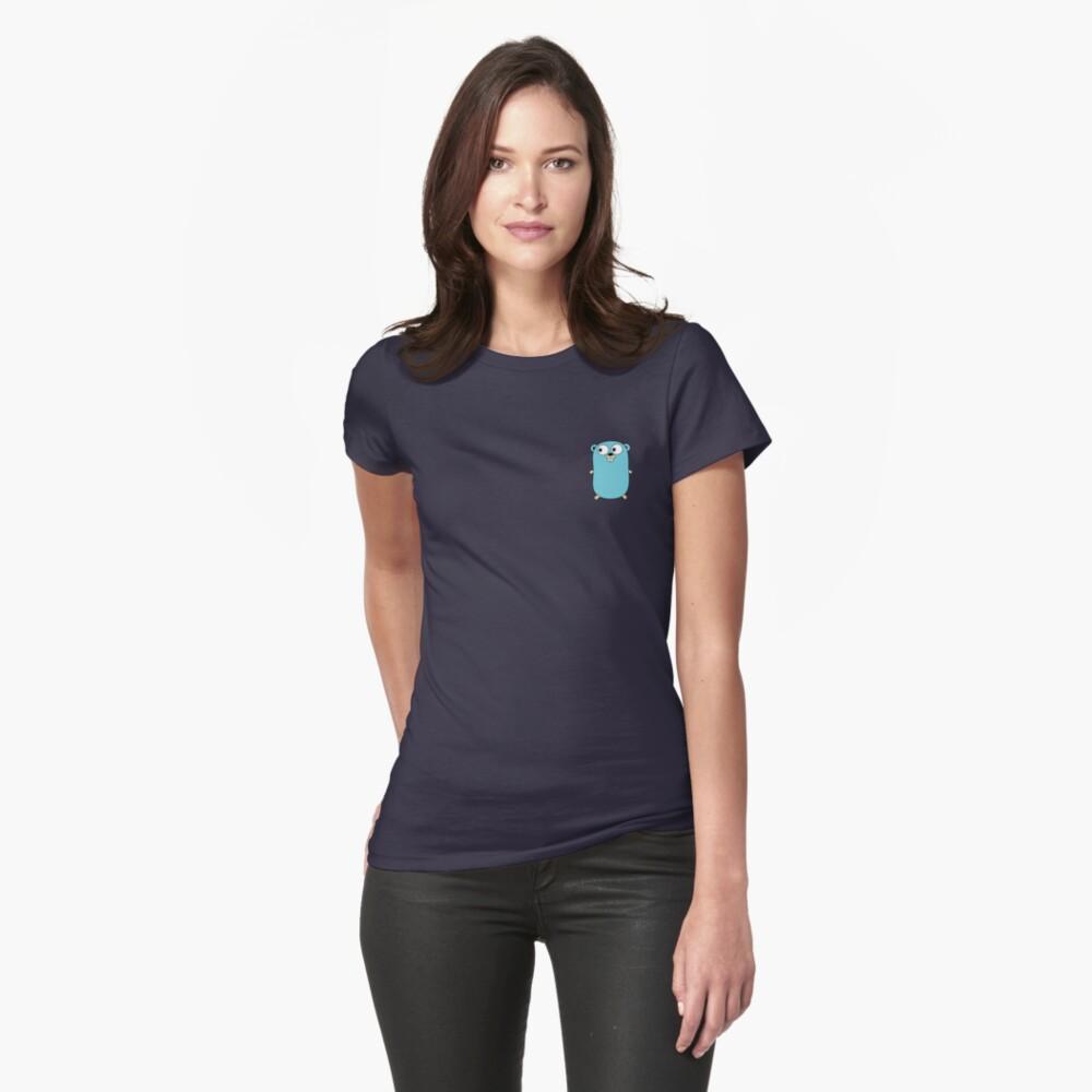 Golang Camiseta entallada