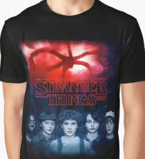 Stranger Things Season 2 Graphic T-Shirt