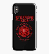 Stranger Kids iPhone Case/Skin