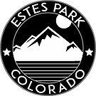 Estes Park Colorado Rocky Mountain National Park 2 by MyHandmadeSigns