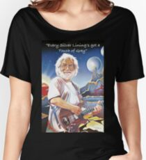Jerry Garcia - Touch Of Grey Women's Relaxed Fit T-Shirt