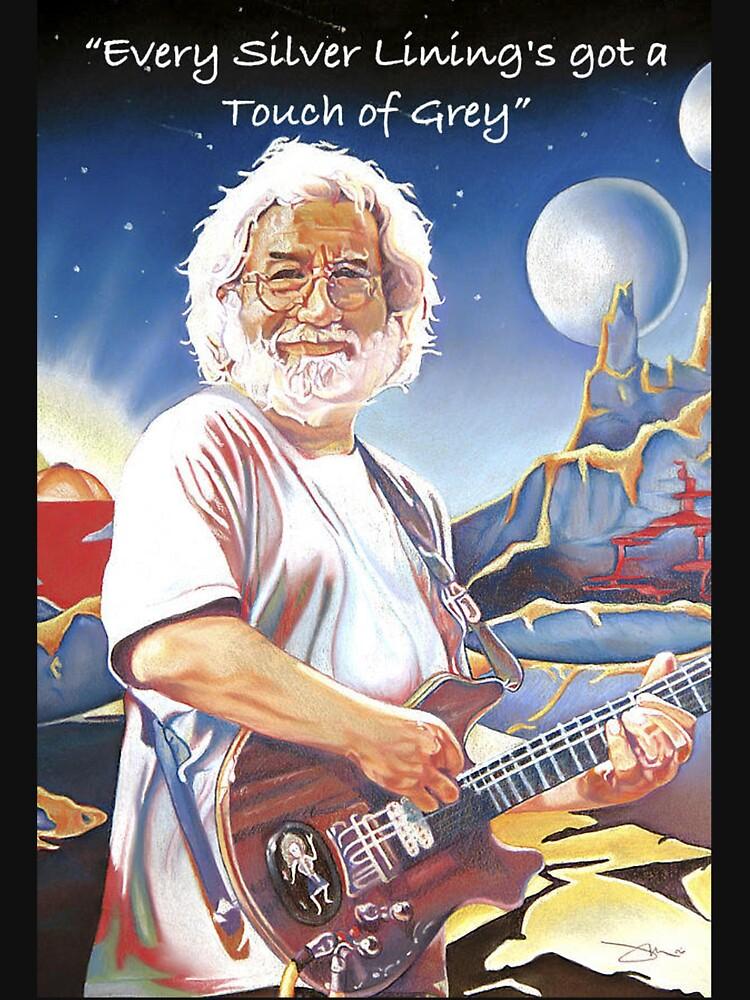 Jerry Garcia - Berührung von Grau von Eamonna