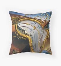 Salvador Dali Throw Pillow