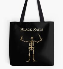 Black Sails Tote Bag