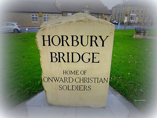 Horbury Bridge by Charmiene Maxwell-Batten
