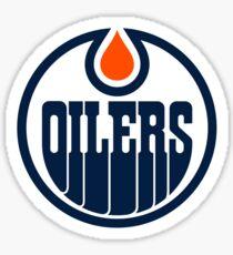 Edmonton Oilers Sticker