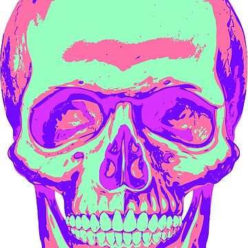 Kandy Skull by StefanH13