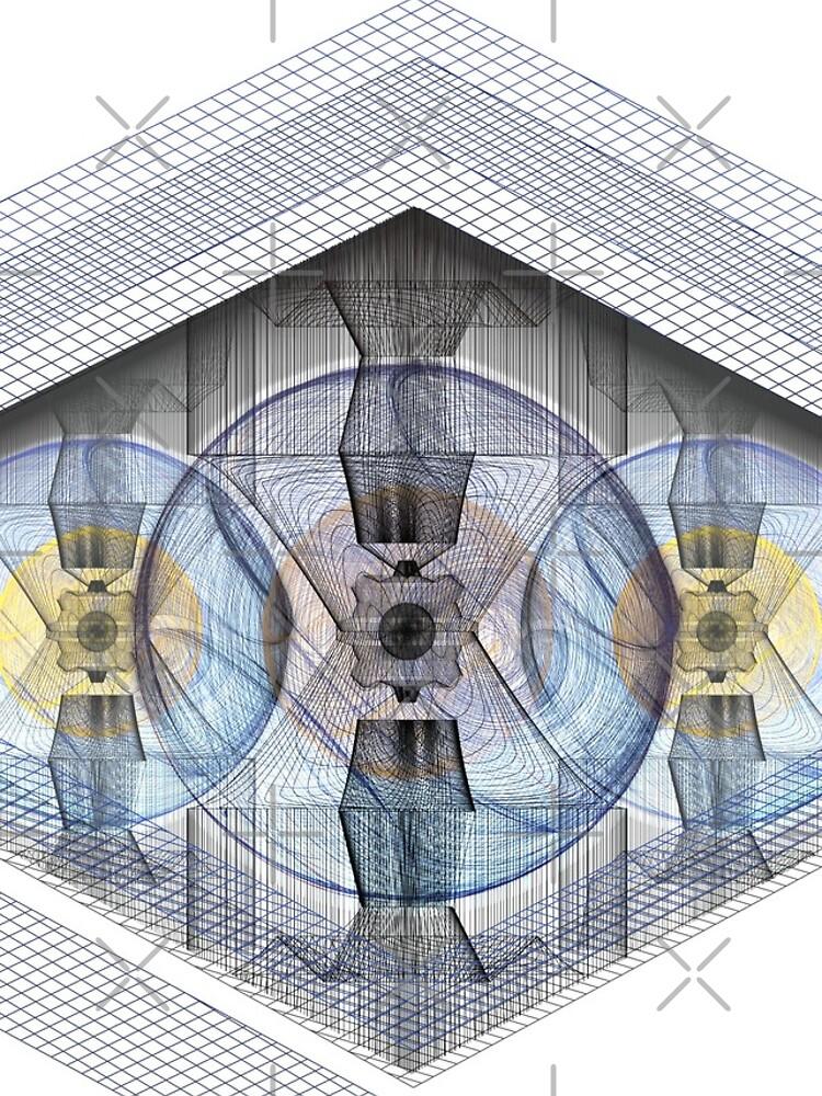 Wire Nuclear Eye by uniiunMB