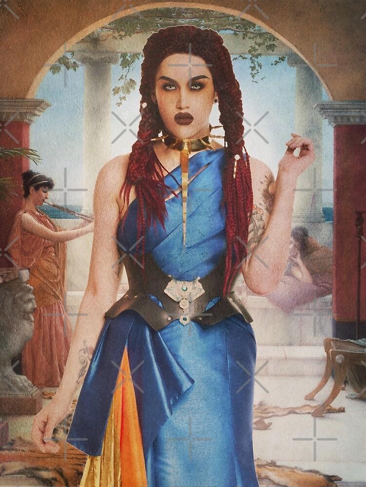 Queen Adore Delano by guirodrigues