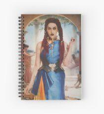 Queen Adore Delano Spiral Notebook