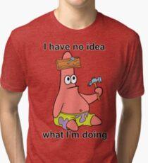 No Idea Patrick Tri-blend T-Shirt