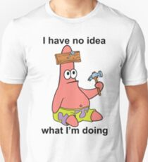No Idea Patrick Unisex T-Shirt