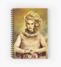 Queen Katya Zamolodchikova Spiral Notebook