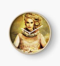 Queen Katya Zamolodchikova Clock