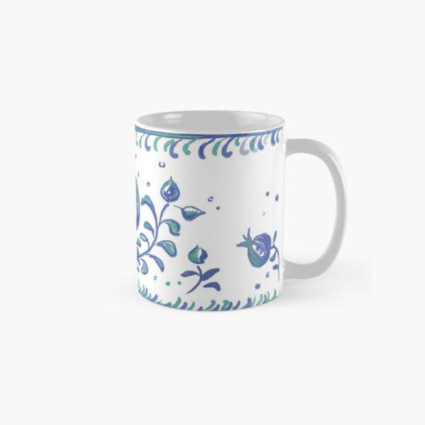 Granada Pottery - Albayzin Style - Symbol of Life, Love & Luck Classic Mug