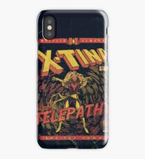Xtina Telepathy iPhone Case