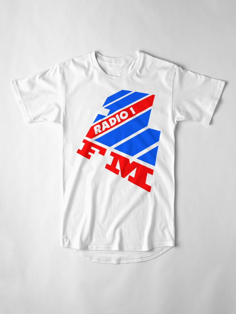 Alternate view of NDVH Radio 1 - 1988 Long T-Shirt