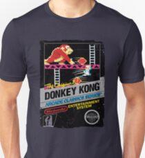 DONKEY KONG NES COVER Unisex T-Shirt