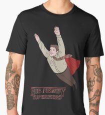 Bob Newby - Superhero Men's Premium T-Shirt