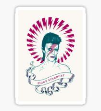 Bowie* Sticker